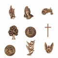 Appliques, Statues & Figurines
