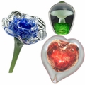Ashes Embedded in Glass Keepsakes