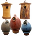 Birdhouse Scattering Cremation Urns