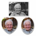Ceramic Memorial Photo Porcelain Plaques