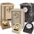 Clock Tower Series Marble Cremation Urns