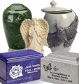 Cultured Marble & Cold Cast Resin Urns