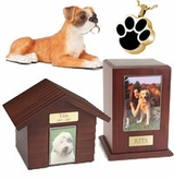 Dog Theme Memorial Items
