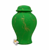 Emerald Biodegradable Sea Cremation Urn