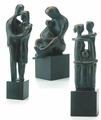 Jay Rotberg Sculpture Cremation Urns