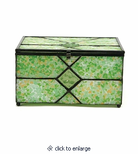 Paragon Meadow Memory Chest Cremation Urn