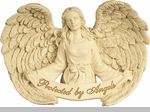 Protected By Angel Angel Wall Hanging Keepsake