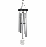 Small Reflections Memorial Wind Chime Cremation Urn with Engraving