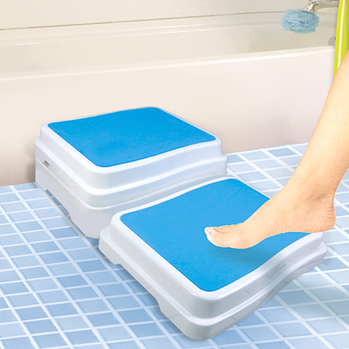 Bath Safety Step Bathtub Step Helps Getting In And Out