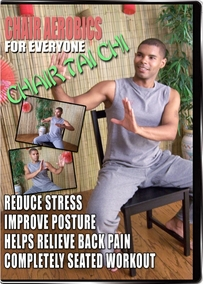 Chair Aerobics for Everyone - Chair Tai Chi DVD