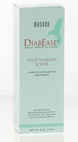 DiabEase Foot Therapy Scrub