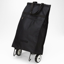 Folding Shopping Bag with Wheels