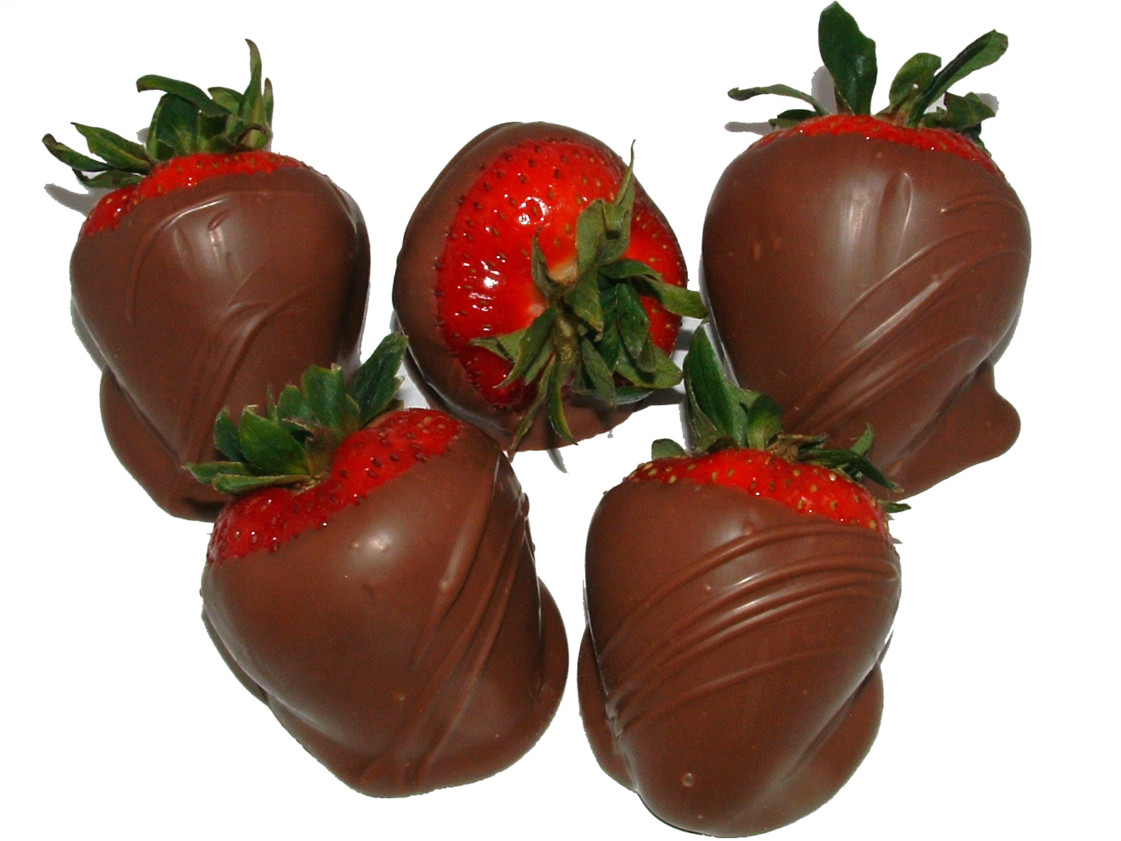Our Chocolate Covered Strawberries are dipped in milk chocolate, dark ...