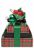 Christmas Plaid Stack - 21 oz.
