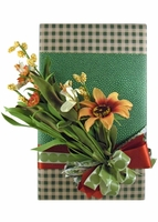 Green Fall Flowers One Pound