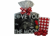 Love You To The Moon Frame - 11 oz.