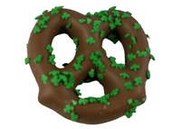 Shamrock Dutch Pretzel - 1 oz.