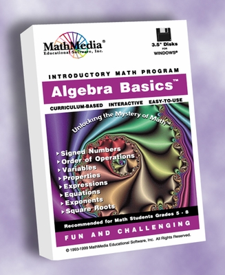Algebra Basics (Pre-Algebra) - Download Now!