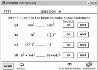 Comprehensive Test with Hints and Solutions
