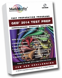 GED<sup>®</sup> 2014 Test Prep Bundle