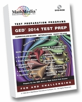 GED<sup>®</sup> 2014 Test - Higher Expectations (Test Prep Bundle of 23 Programs)