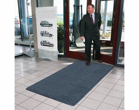#161 Barrier Rib Antimicrobial Entrance Mat