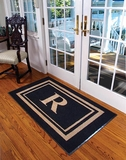 Custom Family Initial Entrance Mats