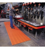 Rubber Runner Matting By The Foot
