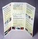 Brochure Paper Assortment Sample Package Tri-Folds & Bi-Folds