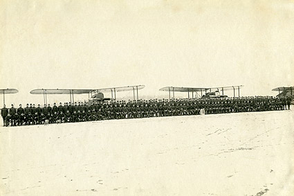 135th 'Statue of Liberty' Observation Aero Squadron 1919 Photo Print