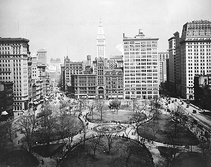 14th Street Union Square New York City 1911 Photo Print