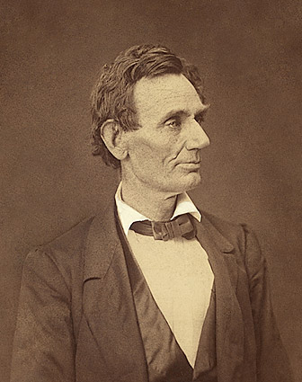 1860 Presidential Candidate Abraham Lincoln Photo Print