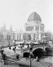 1893 World's Columbian Exposition, Chicago Photo Print for Sale