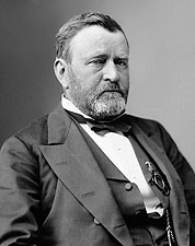 18th U.S. President Ulysses S. Grant Photos