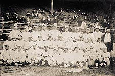 1916 Boston Red Sox Team Portrait Photo Print for Sale