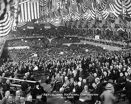 1920 Republican National Convention Photo Print
