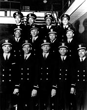 1st African American Naval Officers Navy Photo Print for Sale