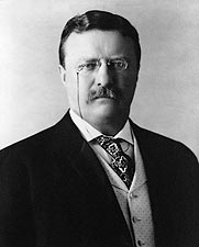 26th U.S. President Teddy Roosevelt Photos