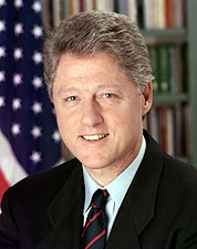 42nd U.S. President Bill Clinton Photos