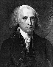 4th U.S. President James Madison Prints