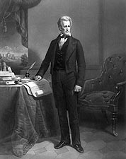 U.S. President Andrew Jackson Engraved Portrait Photo Print for Sale