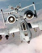 A-10 Thunderbolts in Flight Photo Print for Sale