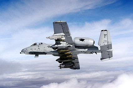 A-10 Warthog Thunderbolt II Photo Print
