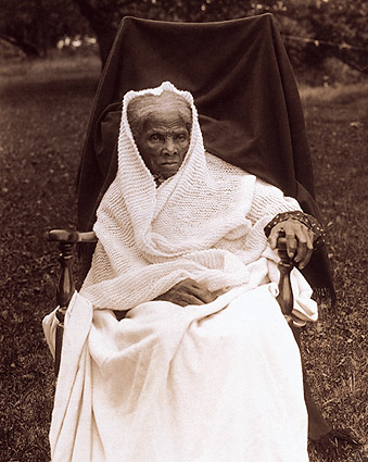 Abolitionist Harriet Tubman Home Portrait Photo Print