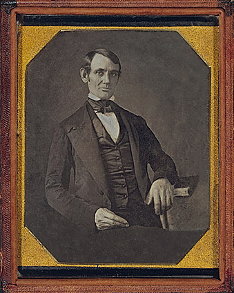 Abraham Lincoln 1840s Portrait Photo Print