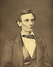 Abraham Lincoln Portrait 1860 Photo Print for Sale