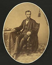 Abraham Lincoln Portrait 1863 Photo Print for Sale