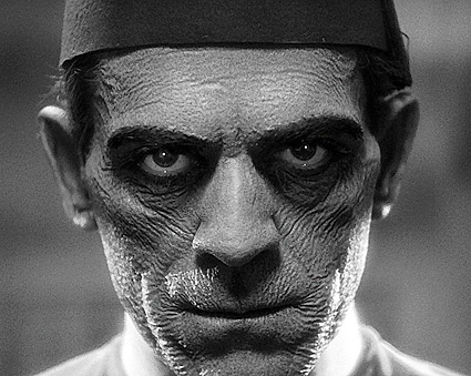 Actor Boris Karloff in 'The Mummy' 1932 Photo Print