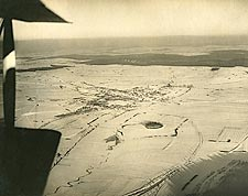 Aerial View of Souilly, France WWI Photo Print for Sale