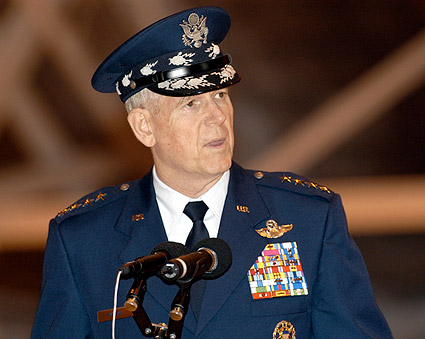 Air Force General Richard Myers Photo Print
